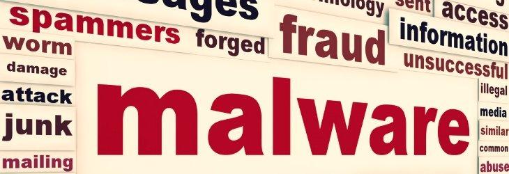 Malvertising uses malware hidden on websites