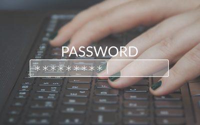 Cybersecurity Basics: Proper Password Management